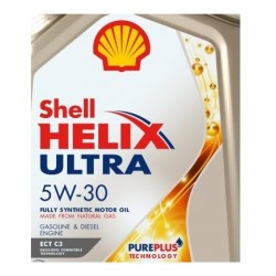 Масло SHELL HELIX ULTRA 5W30 1л